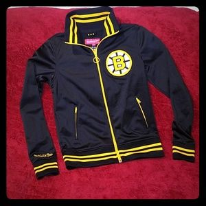 Boston Bruins Track Jacket